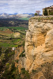 Andalusia Landschap Stock Afbeelding
