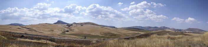 Andalusia landschap Stock Foto