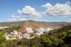 Andalusia - Malaga Royalty Free Stock Images