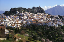 andalusia spain royaltyfria foton