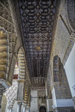 Andalusia, Spain. Andalusia, Alhambra historical and decorated palace Royalty Free Stock Photos