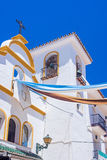 Andalusian architecture Stock Image