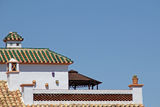 Andalusian buildings Royalty Free Stock Images
