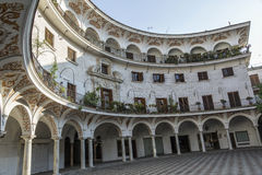 Andalusian city Royalty Free Stock Images