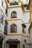 Andalusian city Royalty Free Stock Photography