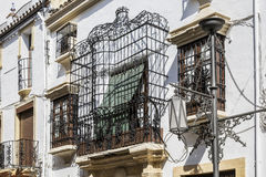 Andalusian city Royalty Free Stock Image
