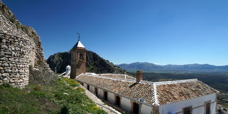 Andalusian Cloister Royalty Free Stock Photos