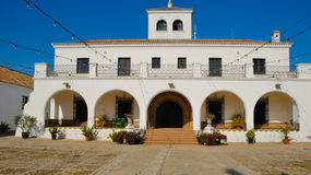Andalusian cortijo Stock Photography