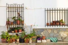 Andalusian facade Royalty Free Stock Photos