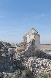 Andalusian farmhouse in ruins Stock Image