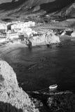 Andalusian fishing village stock photos