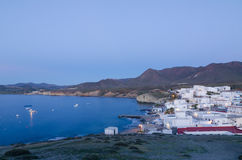Andalusian fishing village Royalty Free Stock Images