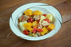 Andalusian Gypsy Stew Stock Image