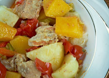 Andalusian Gypsy Stew Stock Images
