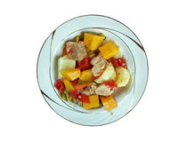 Andalusian Gypsy Stew Royalty Free Stock Photo