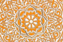 Andalusian keramisk closeup arkivbilder