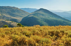 Andalusian landscape Stock Image