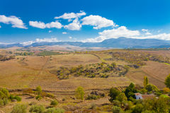 Andalusian landscape Royalty Free Stock Photography