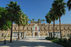 Andalusian Parliament Stock Photos