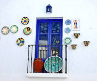Andalusian pottery Royalty Free Stock Photos