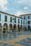 Andalusian square Royalty Free Stock Photos