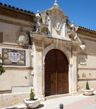 Andalusian Stone Portal Royalty Free Stock Photos
