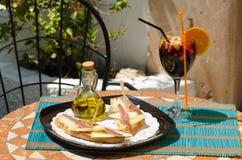 Andalusian tapa Royalty Free Stock Images