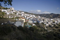 Andalusian town Royalty Free Stock Photography