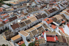 Andalusian town Royalty Free Stock Image