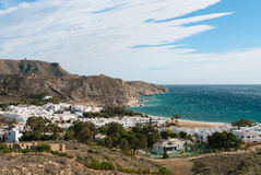Andalusian village Stock Photography
