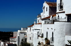 Andalusian Village Stock Photos