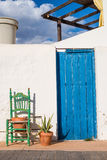Andalusian village Royalty Free Stock Photo