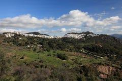 Andalusian village Gaucin, Spain Stock Photo