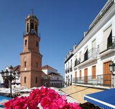 Andalusian Village Royalty Free Stock Photos