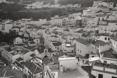 Andalusian village photo. Photo detail of Andalusian village Stock Image