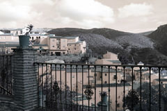 Andalusian village photo. Nice photo of Andalusian village Stock Photos