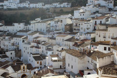 Andalusian village photo Royalty Free Stock Photos