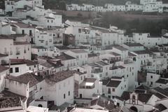 Andalusian village photo Stock Images