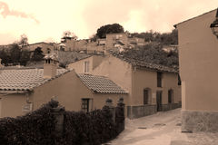 Andalusian village photo Stock Photo