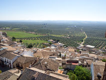 Andalusian village in Spain Royalty Free Stock Image