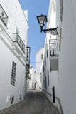 Andalusian village, Spain Stock Images