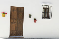Andalusian village, Spain Royalty Free Stock Image