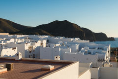 Andalusian village Stock Image