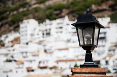 Andalusian white villages in Spain Royalty Free Stock Photography