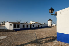 Andalusian white villages in Spain Royalty Free Stock Images