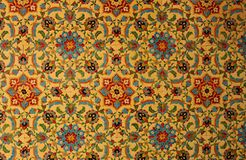 Andalusiantegelplattor Royaltyfri Fotografi