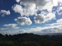 Andalusische Schönheit und Berglandschaften Lizenzfreies Stockbild