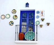Andalusische Tonwaren lizenzfreie stockfotos
