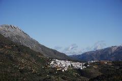 A Andaluzia Foto de Stock Royalty Free