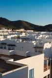 Andaluzyjscy domy Zdjęcia Stock
